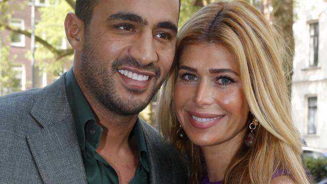 Badr Hari's Ex-Partner Estelle Cruyff Allegedly Converts to Islam