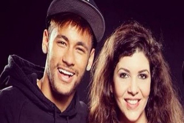 Leila Alaoui and Neymar