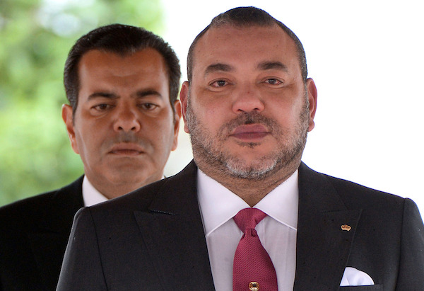 Moroccan King Mohammed VI. Photographer- Fadel Senna:AFP:Getty Images