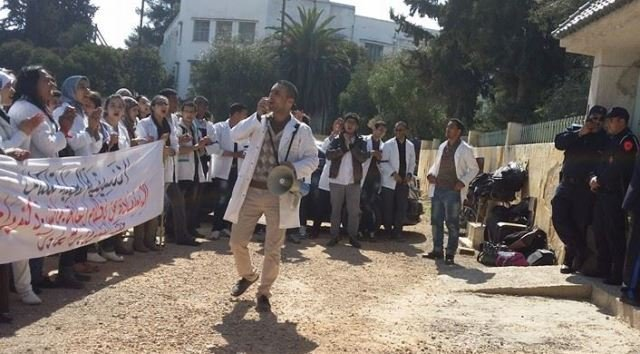 Moroccan Unemployed Nurses to Protest in the Footsteps of Teacher Trainees