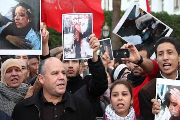 Morocco- Benkirane's Government Revives theFebruary 20Protest Movement