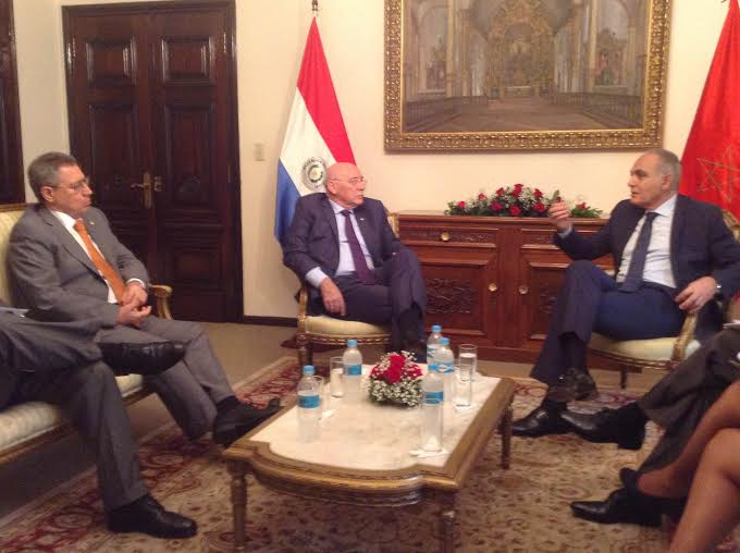 Morocco, Paraguay Set to Give New Impetus to Bilateral Ties: Joint Statement