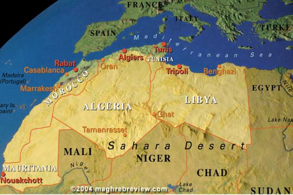 North Africa might be facing tremendous instability and many uncertainties in 2016