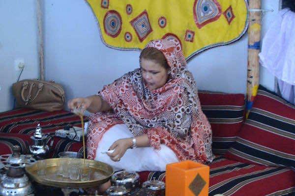 Sahrawi Tea: Surviving Throughout the Ages