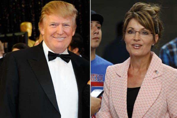 Sarah Palin, a Double-Edged Sword of Trump