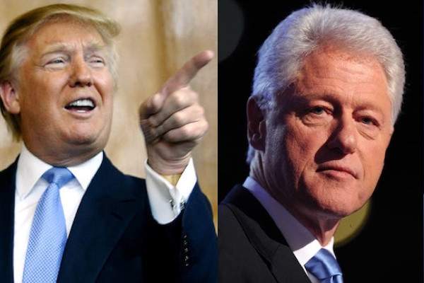 Trump Is No Obama and Bill Clinton Will Be Effective