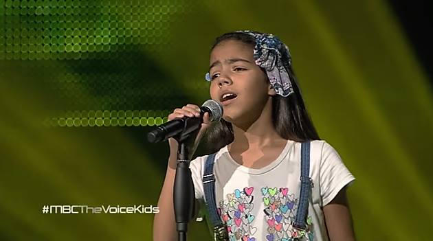 Voice Kids Arabia: Tunisian Girl's Voice Amazes the Judges
