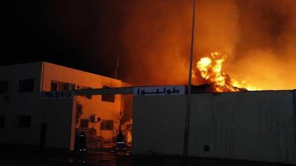 casablanca factory on fire 4