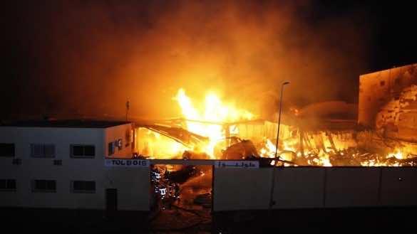 casablanca factory on fire 5