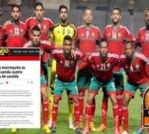 Spanish Press Mocks Morocco's National Football Team