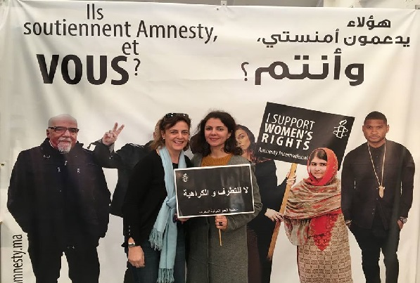 Amnesty International-Morocco Calls for Cultural Front against Terrorism,,