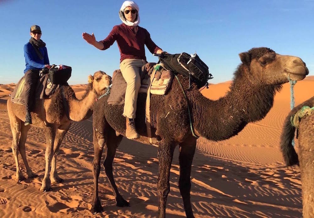 American Tourist Sues TripAdvisor After Moroccan Camel Ride From Hell