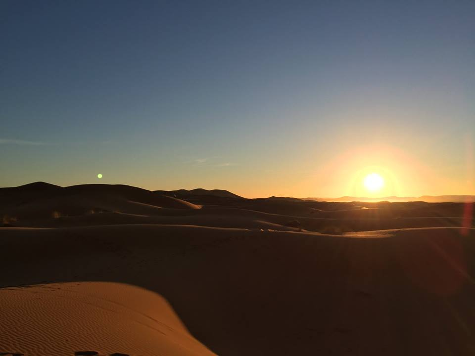 Burping Camels, Berber Whiskey, and a Night in the Saharan Desert