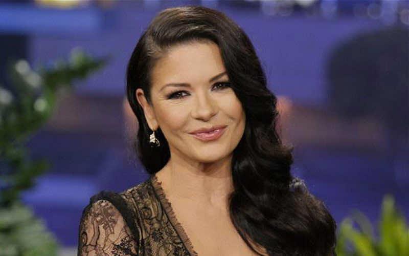 Catherine Zeta-Jones Says Moroccan Argan Oil is Her Beauty ... Catherine Zeta Jones