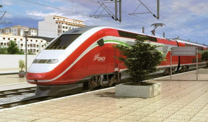 TGV Morocco. First Tests of Africa's High Speed Train in Morocco