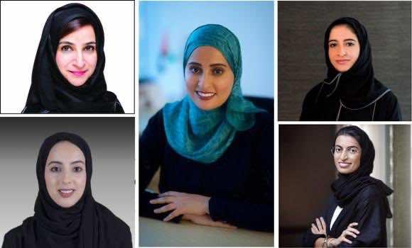 Five new UAE ministers