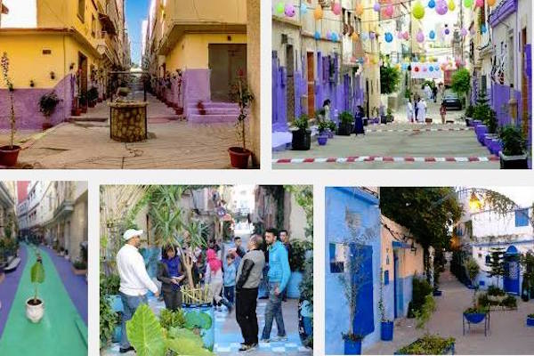 Four Tangier Neighborhoods Win Grand Prize for Environmental Initiatives