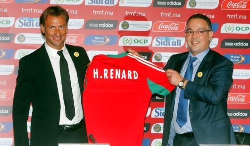 Will Hervé Renard Stay with the Atlas Lions?
