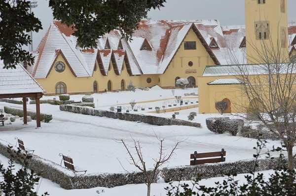 Ifrane snowfall