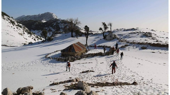 Rain, Snow Return to Morocco Thursday