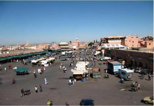 Jamea Lefna in Marrakech