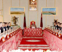 King Mohammed VI Chairs Council of Ministers in Laayoune