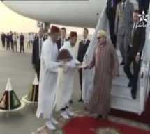 Sahara: Dakhla Reserves Warm Welcome for King Mohammed VI