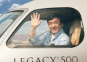 Jackie Chan Buys New $20 Million Private Jet