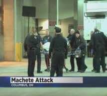 Video: Man With Machete Injures Four at Ohio Restaurant