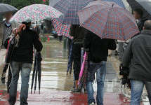 Moderate Rainfall Forecast in Morocco From Sunday