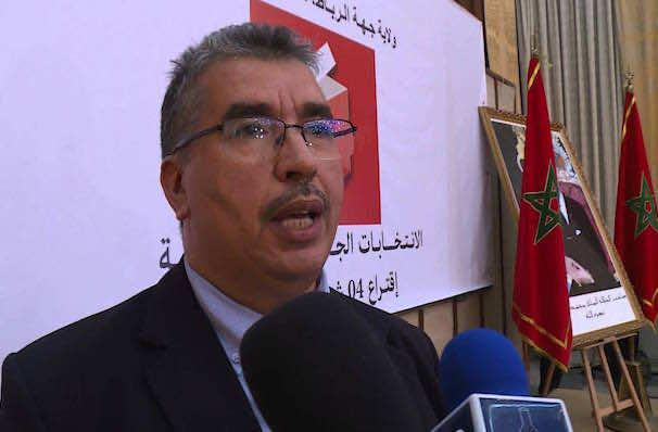 Mohammed Siddiqui, the Mayor of Rabat