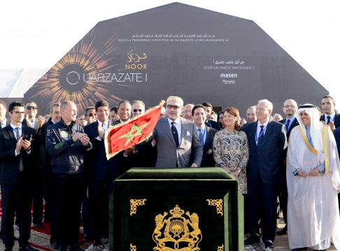 Morocco's inauguration of Noor Ouarzazate solar complex is a great model for Africa
