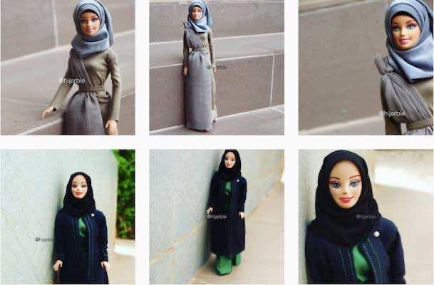 Muslim Woman Creates Hijarbie, a Barbie That Wears Hijab