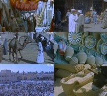 Rare Video Shows Marrakech Lifestyle in 1960