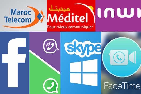Social Media Revolution against Moroccan Telecom Providers