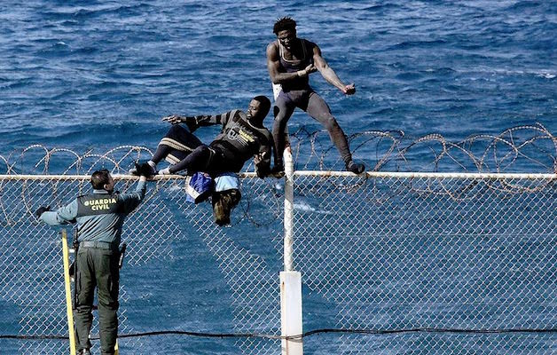 The European Union's Hypocrisy in the Sub-Saharan Migrant Crisis