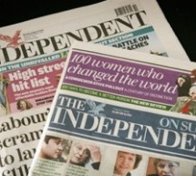 'Beginning of End' of Print Journalism as The Independent Announces End of Print Edition