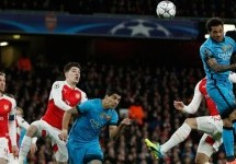 Video: Arsenal vs Barcelona 0-2