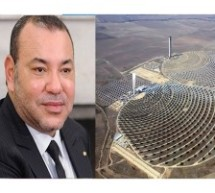 King Mohammed VI Inaugurates World's Largest Concentrated Solar Plant