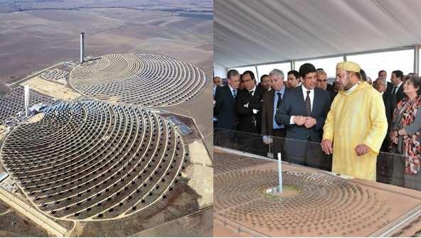 """Résultat de recherche d'images pour """"morocco solar energy, 2016"""""""