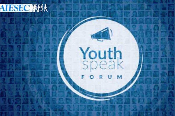 AIESEC Organizes Youth Speak Forum in Marrakech