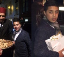 Dutch-Moroccan Child Attempts to Deliver Bottle of Perfume to King Mohammed VI
