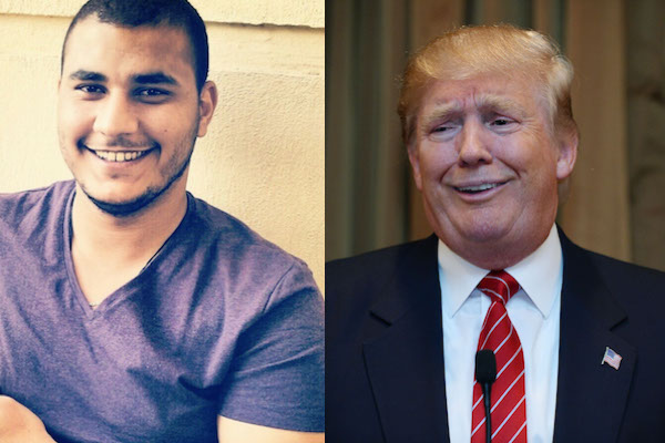 Egyptian Student Faces US Deportation Over Facebook Post Against Donald Trump