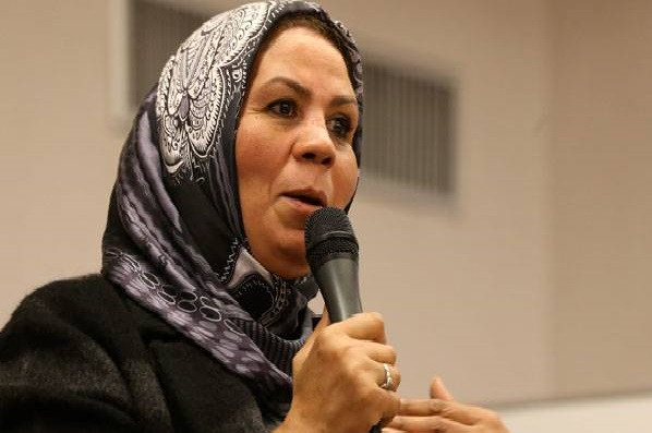 "French-Moroccan wins U.S. ""Woman of Courage"" award for combatting extremism"
