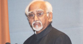 Indian VP Hamid Ansari to Visit Morocco, Senegal in April