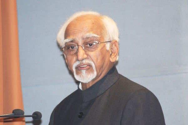 Indian VP Hamid Ansari