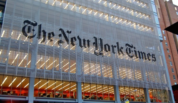 Islam Portrayed More Negatively than Alcohol, Cancer, and Cocaine in New York Times