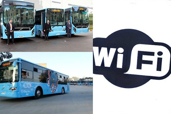 Fez Equips Buses With Wi-Fi