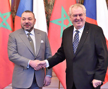 Czech Republic Supports Morocco's Territorial Integrity