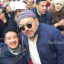 Moroccans and Dutch citizens applaud King Mohammed VI's visit